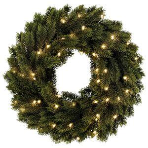 CASA Deco LED-Weihnachtskranz