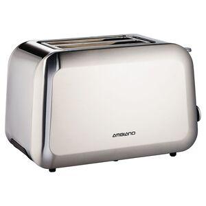 AMBIANO®  Edelstahl-Toaster