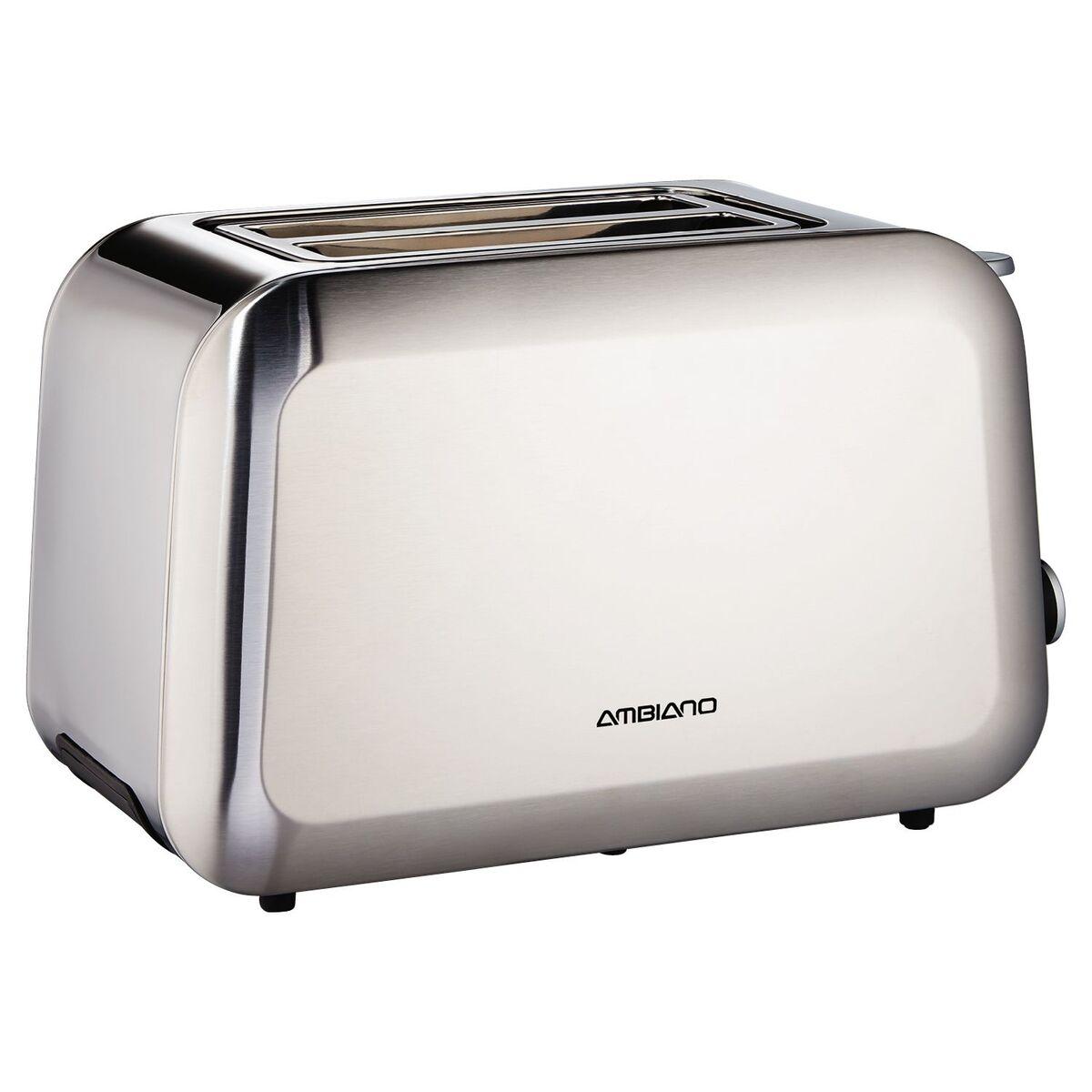Bild 1 von AMBIANO®  Edelstahl-Toaster
