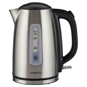 AMBIANO®  Edelstahl-Wasserkocher