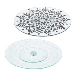 HOME CREATION     Drehbare Servierplatte