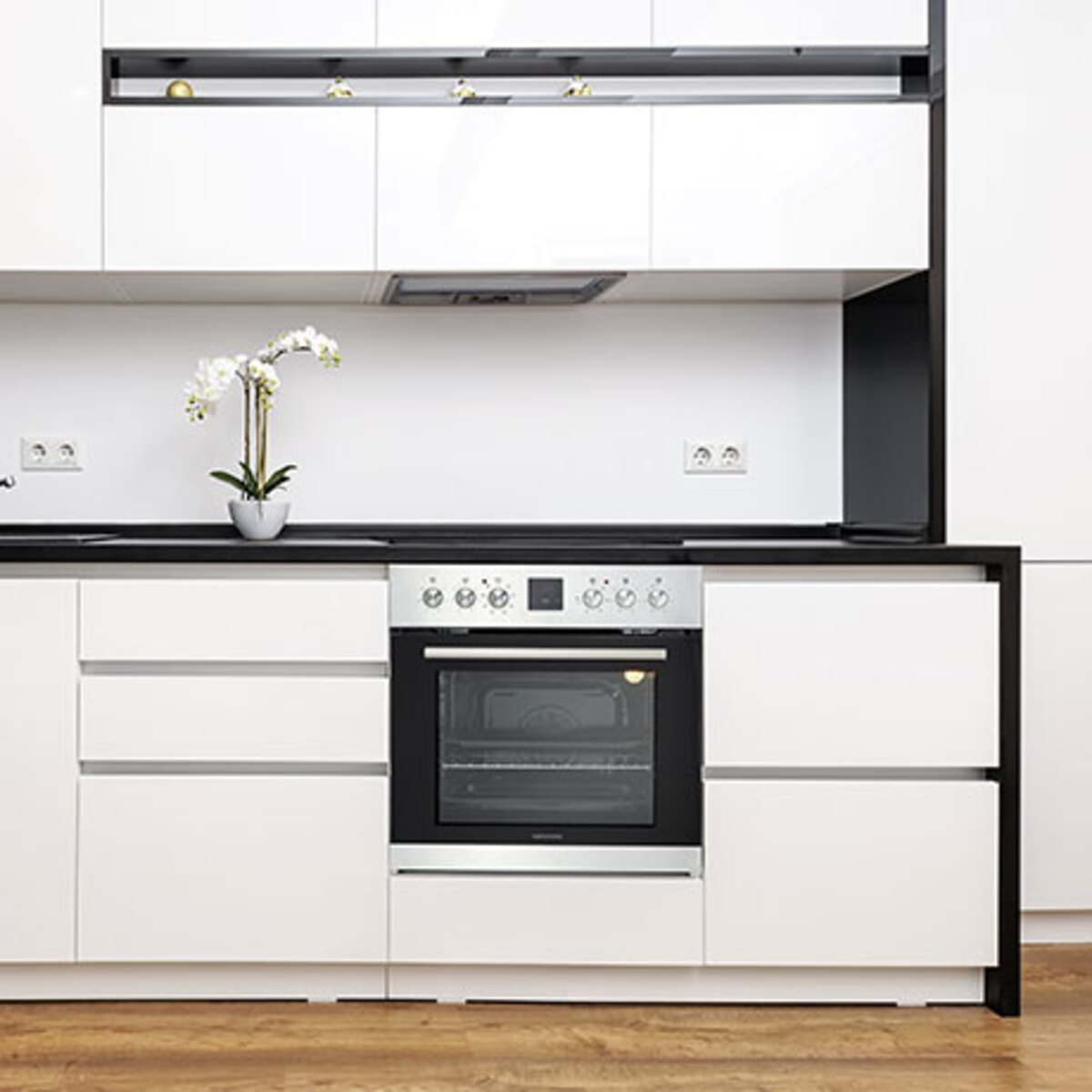 Bild 1 von Einbauherd-Set mit Schott Ceran®  - Kochfeld1