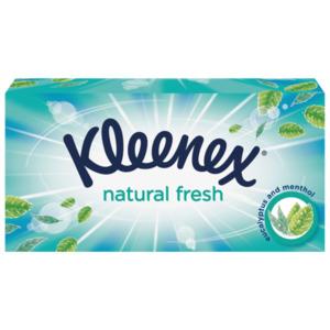 Kleenex Taschentücher Balsam Fresh Box 72 Stück