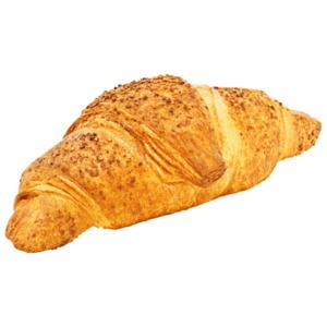 Croissant mit Nuss-Nougat-Füllung