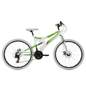 KS Cycling Fully Mountainbike Topeka 21 Gänge, 26 Zoll für Herren