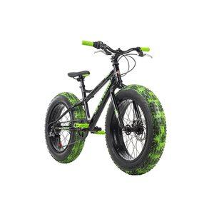 KS Cycling Fatbike 20'' Crusher 6217 für Jungen