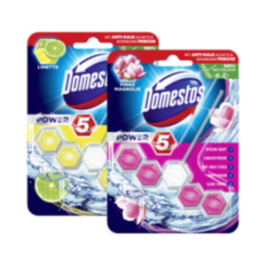 Domestos WC-Stein Power 5