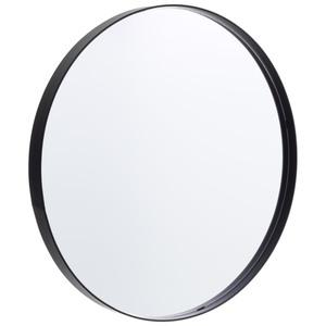 Spiegel MARSTAL (Ø 50 cm, schwarz)