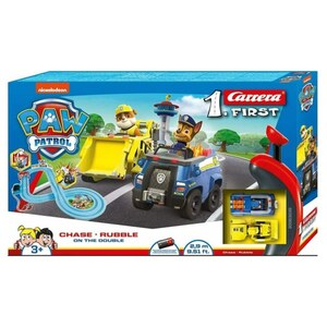 Carrera First Paw Patrol On the Double 2,9 m