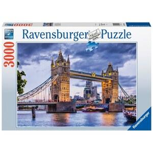 Ravensburger Puzzle London du schöne Stadt 3000 Teile