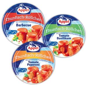 Appel Thunfisch-Röllchen