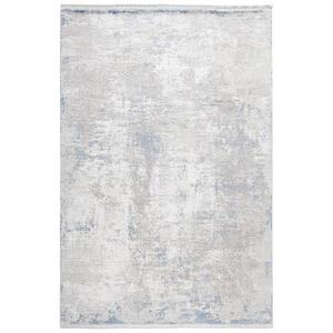 Dieter Knoll Vintage-teppich 200/290 cm blau , Laguna Olim 20/405 , Textil , Abstraktes , 200x290 cm , Hochflor , für Fußbodenheizung geeignet, in verschiedenen Größen erhältlich, UV-beständig,