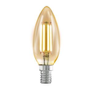 Homeware Led-leuchtmittel e14 4 w , 79189* Leuchtmittel , Bernsteinfarben , Glas , 9.8 cm , matt , 003348187807