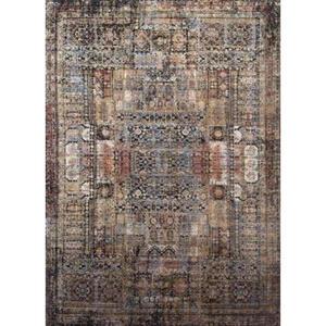 Dieter Knoll Webteppich 60/90 cm multicolor , Bordeaux , Textil , 60x90 cm , 007946010092