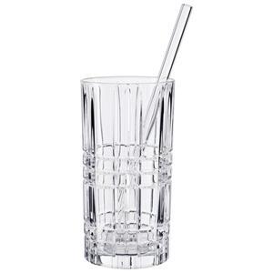 Nachtmann Gläserset 9-teilig , 103144 , Glas , 445 ml , klar , 004546030201