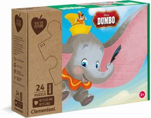 Dumbo - Play for Future Puzzle - 24 Maxi Teile