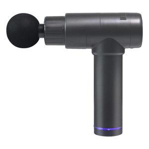 XXXLutz Massagepistole mp 10 , MP 10 , Schwarz , Kunststoff , 6.5x22x17 cm , 008021028501