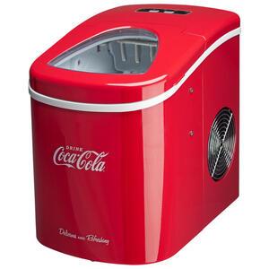 Coca Cola Eiswürfelautomat seb-14cc , Seb-14Cc , Rot , Metall , 24.2x32.8x35.8 cm , lackiert , 004547031201