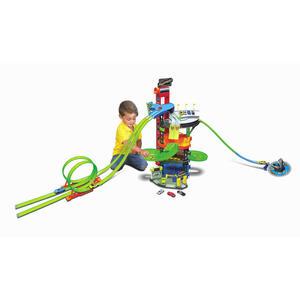 XXXLutz Autorennbahn , 512408 Megatropolis Playset , Multicolor , Kunststoff , 65.40x35.56x48.58 cm , 005490000301