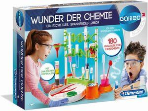 Galileo - Wunder der Chemie - Clementoni
