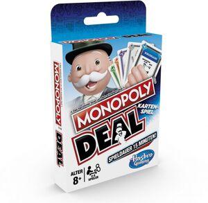 Monopoly Deal - Kartenspiel