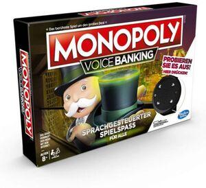 Monopoly Voice Banking - Hasbro Gaming