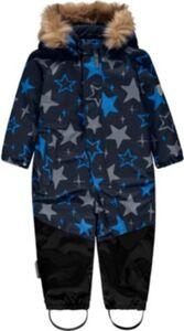 Baby Schneeanzug LUCA  dunkelblau Gr. 68 Jungen Baby