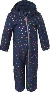 Baby Schneeanzug mit schimmernden Punkten von killtec mehrfarbig Gr. 74/80 Mädchen Kinder