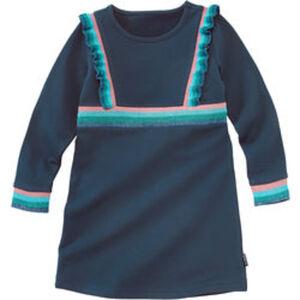 Rüschen-Kleid