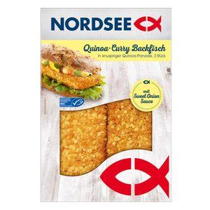 NORDSEE Backfisch mit Sauce 213 g