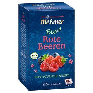 Meßmer Bio Tee 60 g
