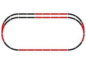 Märklin Start up C-Gleis Ergänzungspackung C3, ab 6 Jahren