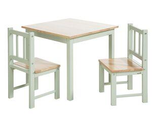 Geuther Kindersitzgruppe »Activity«, Set aus 1 Tisch und 2 Stühlen, ab 2 Jahren