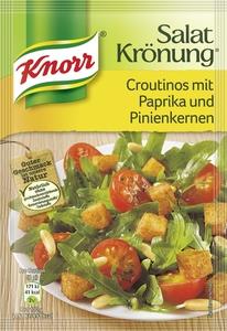 Knorr Croutinos mit Paprika & Pinienkernen 25 g