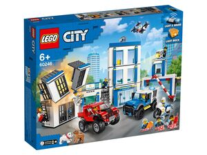 LEGO® City 60246 »Polizeistation«