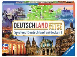 Ravensburger Gesellschaftsspiel Deutschlandreise