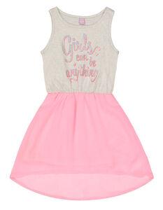 Mädchen Kleid mit Print