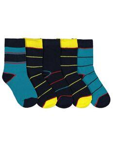 Jungen Socken im 5er-Pack