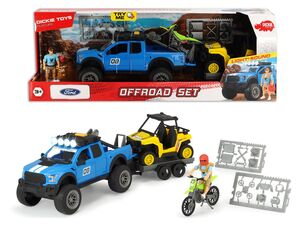 DICKIE Spielset »Playlife - Offroad Set«