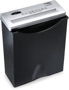 Aktenvernichter 22016 schwarz/silber