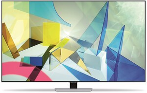"GQ55Q85TGT 138 cm (55"") LCD-TV mit LED-Technik eklipsesilber / B"