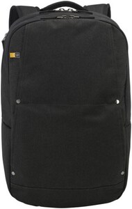 """Huxton Daypack Notebook-Rucksack für 15.6"""" schwarz"""