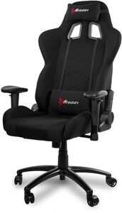 Inizio Gaming Chair fabric schwarz