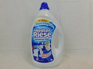 Weißer Riese Gel-Waschmittel