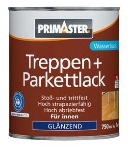 Primaster Treppen- und Parkettlack ,  750 ml, glänzend