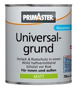 Primaster Universalgrund ,  750 ml, matt, grau
