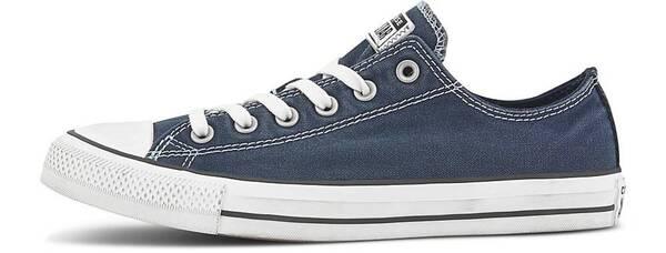 Converse, Sneaker Ctas Ox in dunkelblau, Sneaker für Herren