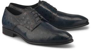 LLOYD, Derby-Schnürer Sergio Star in dunkelblau, Business-Schuhe für Herren