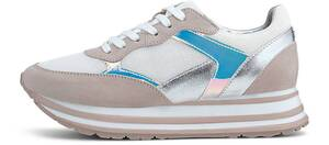 Tamaris, Plateau-Sneaker in weiß, Sneaker für Damen