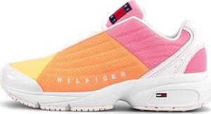 Tommy Jeans, Trend-Sneaker Heritage in pink, Sneaker für Damen